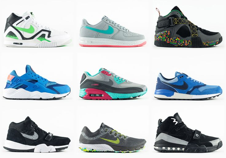 Nike Sportswear July/August 2014 Preview - SneakerNews.com