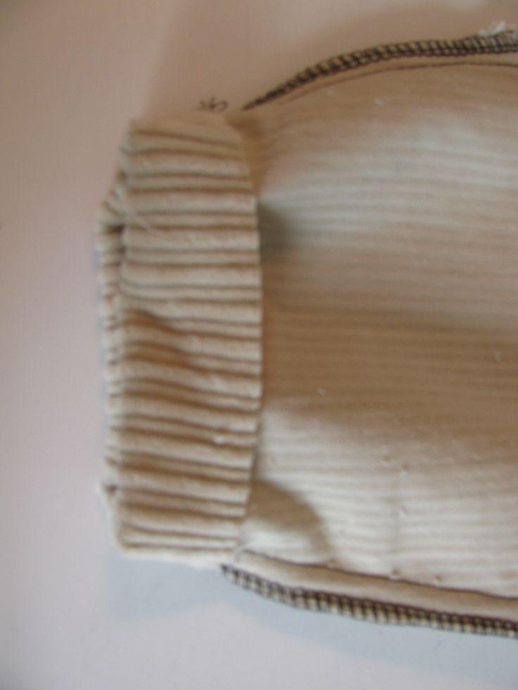 Prevent blind hem puckering   DIY - sewing   Pinterest