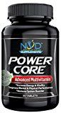 NOD Supplements  Advanced Multivitamin (30 Day Supply) Best Once Daily Multivitamin for Men and Women  5 Star Rated