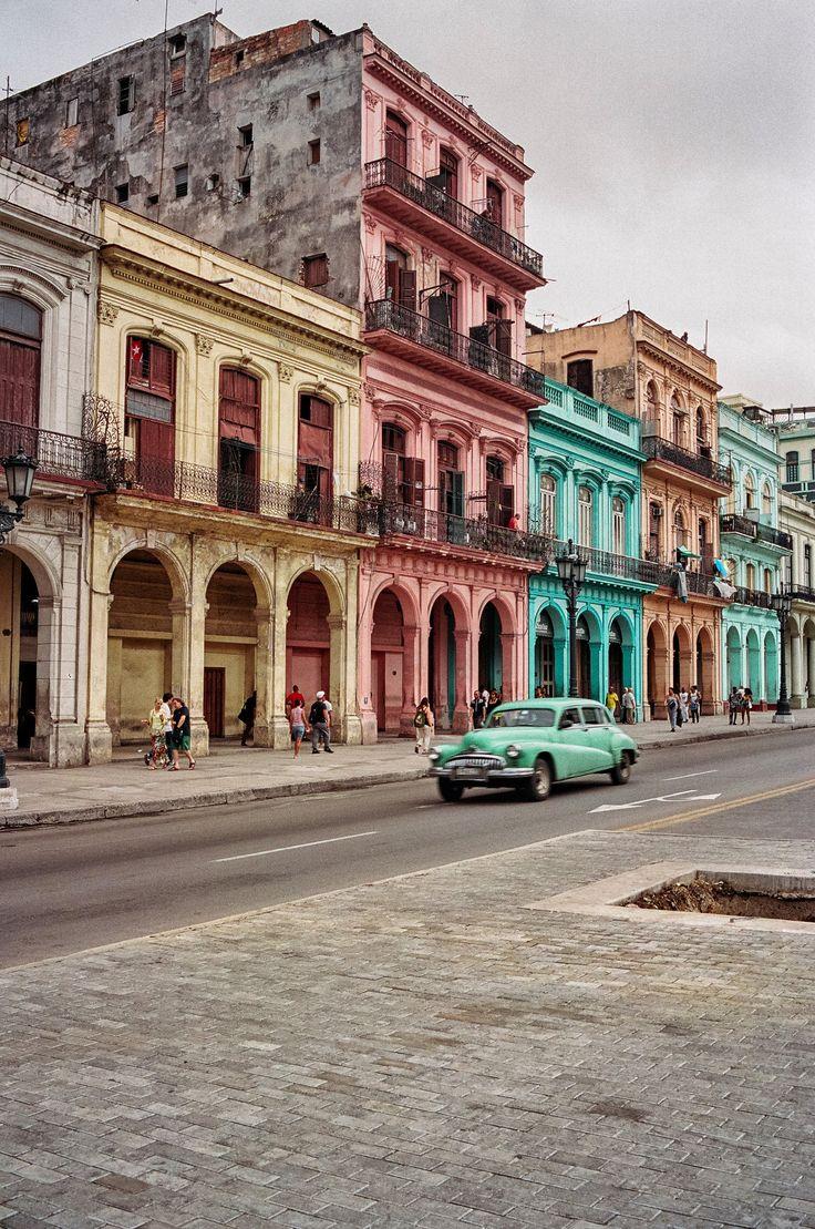 havana colorful strip
