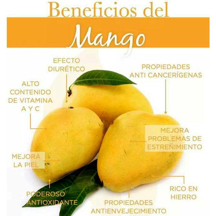 El #mango es una fruta deliciosa, perfecta para jugos, dulces y maravillosas recetas. #TerraPyJ Visita nuestra página web www.terra.net.co y llámanos al tel: (4) 3860181 Imagen vía habitos.mx