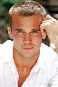 Cameron Cam Joslin Gigandet (pronounced /dʒiːɡɑːnˈdeɪ/; born  August 16, 1982), perhaps best known for portraying  the character of Kevin Volchok on the FOX television series The O.C., and Ryan McCarthy in the film Never Back Down. In 2008, Gigandet starred as JAMES in the film adaptation of Stephenie Meyers novel, Twilight.