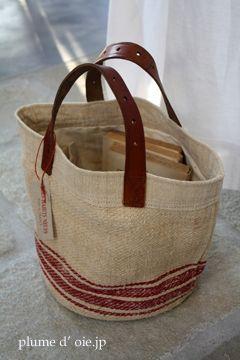voir ce site pour ses tres beaux sacs, source d'inspiration