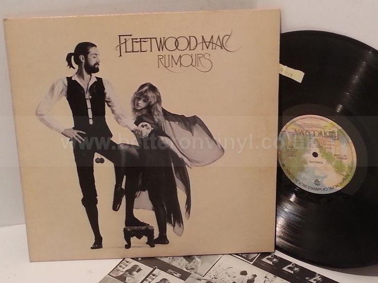 FLEETWOOD MAC rumours, lyric booklet, K 56344 - ROCK, PSYCH, PROG, POP, SHOE GAZING, BEAT