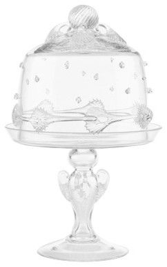 cake stand with dome with footed cake stand glass cake dome glass cake pedestal