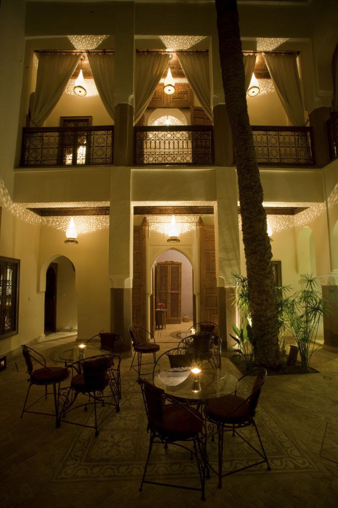 Our Hotel - Riad ZamZam | Marrakech Hotel