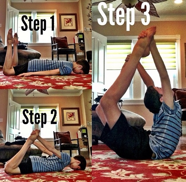 how to get flexibility back in your ankle