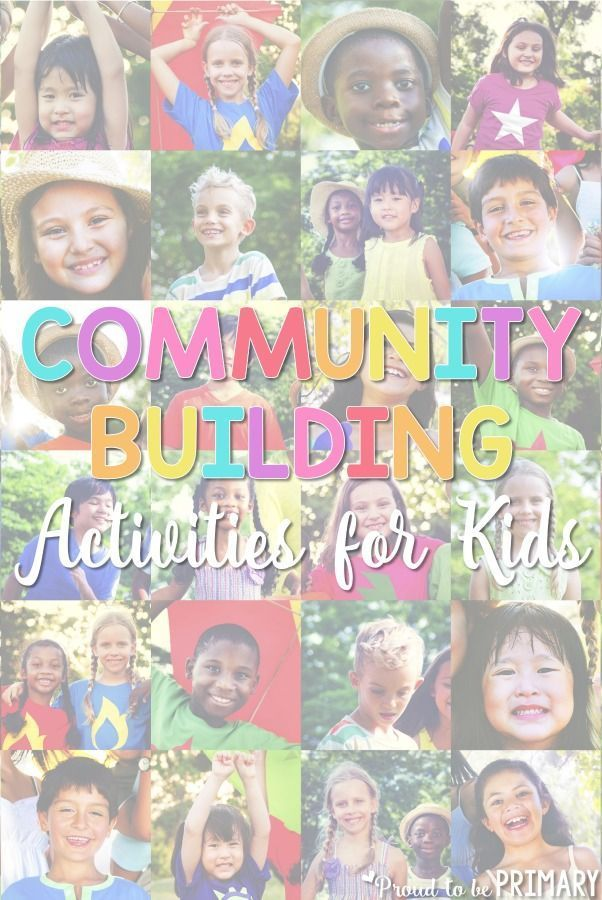 Teachers, are you looking for quick, fun games and activities to build your classroom community? These community building activities for primary children are perfect for any time of the year or anytime for a quick break to help students learn social skill