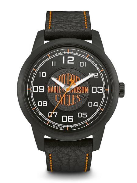 Bulova 78A116 Harley-Davidson Men's Watch