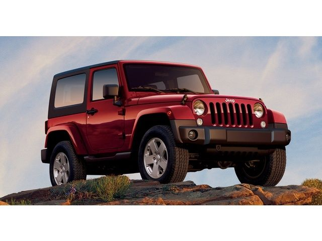 * Jeep Wrangler 3.6 V6 Sport 4WD 2P *