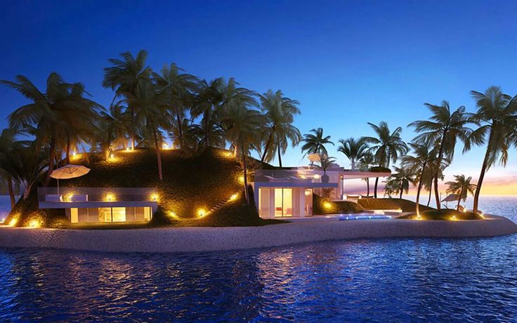 A Floating Private Island You Can Put Wherever You Want. So when do we move in?