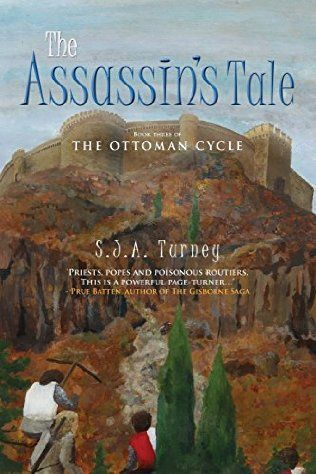 book cover of   The Assassin\'s Tale