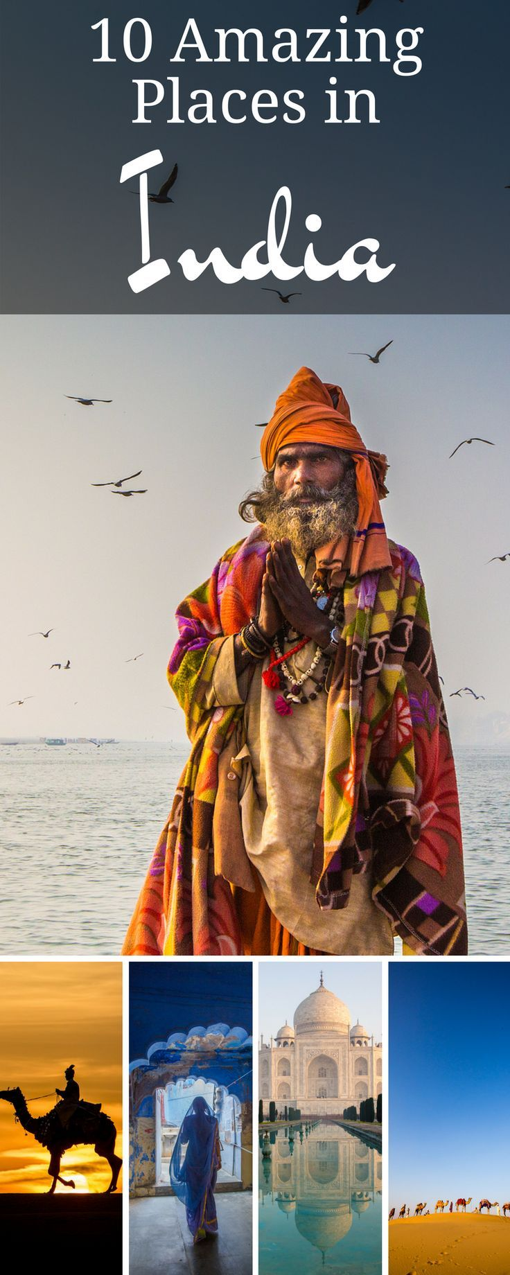 India is truly incredible! Here are ten of my favorite sites to see and places to visit.  www.travel4life.club