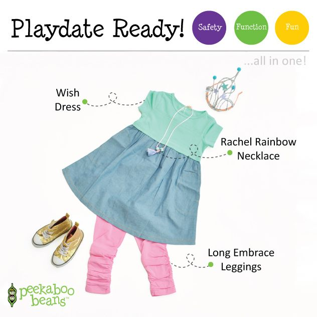 Princess Bean! | Peekaboo Beans - playwear for kids on the grow! | Find your local Play Stylist or shop On-Vine at www.peekaboobeans.com
