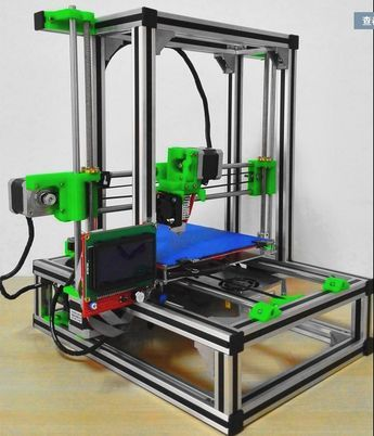 3ddrucker kit high precision I3 prusa aluminium profil