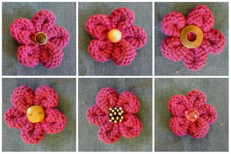 Crochet Flowers Tutorial By Carmen Heffernan : 101 best images about Flores tejidas on Pinterest Free ...