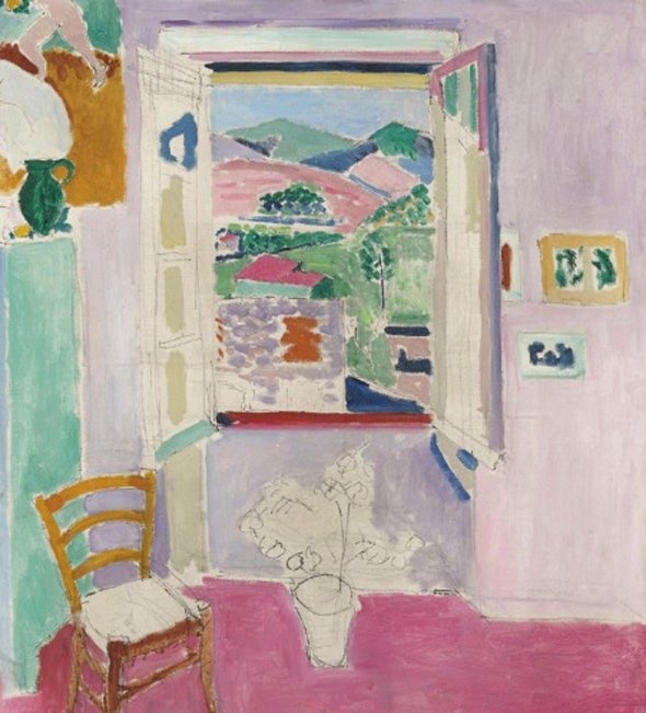 146 best expensive books images on pinterest art for Matisse fenetre