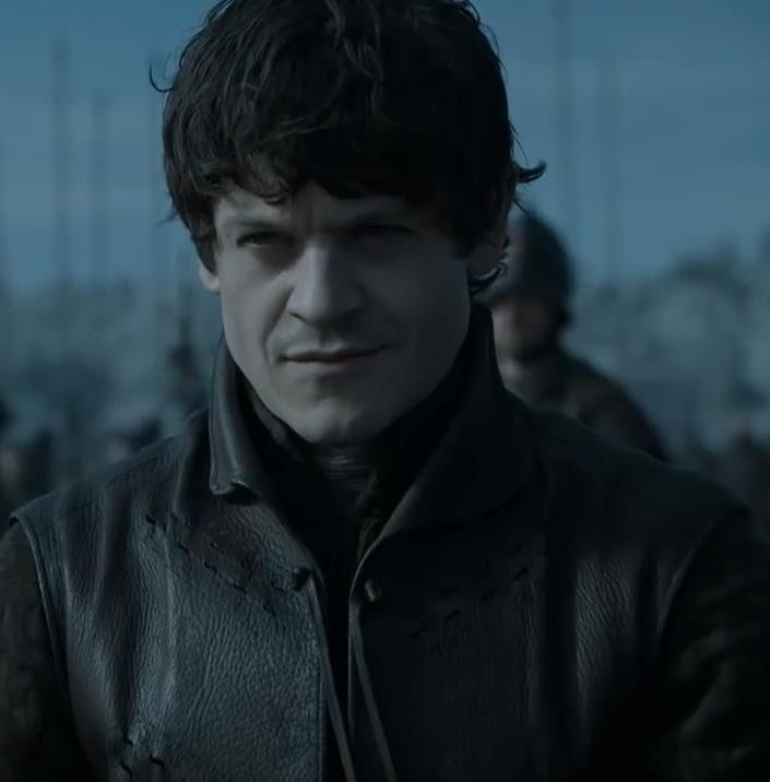 17 Best Images About Ramsay Snow/Bolton On Pinterest