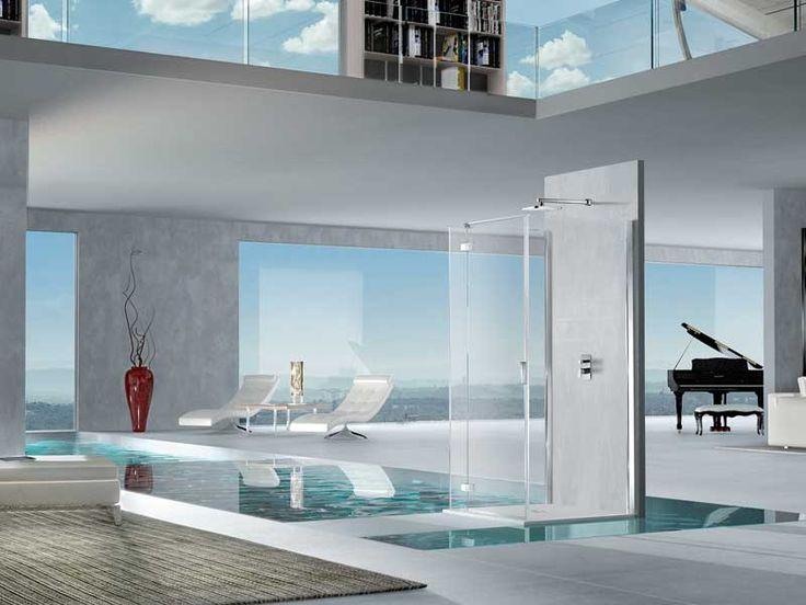 PURA 5000 di Duka.  http://www.leonardo.tv/photogallery/cabine-doccia-multifunzione/