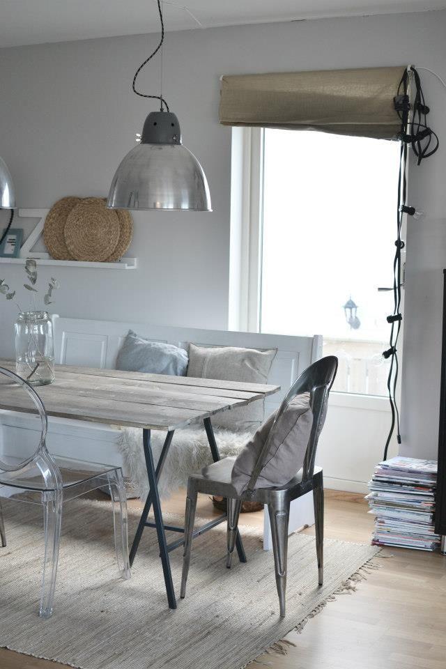 Siljes blogg: Nytt spisebord til under 500kr?