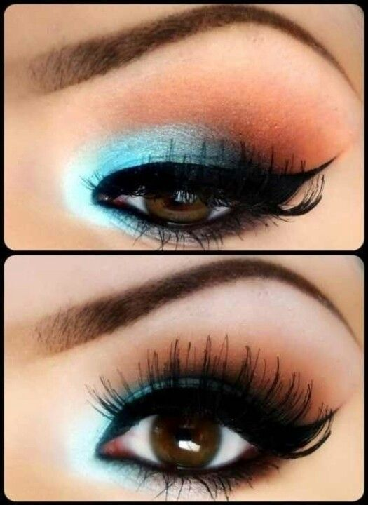 15 Bold and Dramatic Eye Makeup Ideas