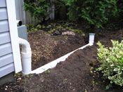 Long Island Underground Drainage Systems | Gutter Installation | Nassau Suffolk NY | Island Gutters