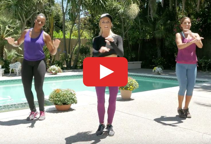 The best kind of workout is the kind that doesn't feel like work #barre #workout http://greatist.com/move/hip-hop-dance-workout-video