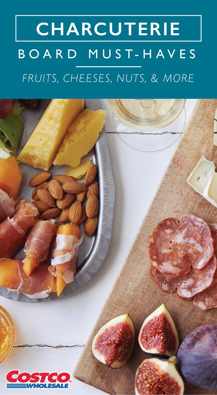 Entertaining this year just got a lot easier, thanks to this collection of Charcuterie Board Must-Haves from Costco.com. With fruits, cheeses, meats, nuts, and more, coming up with the perfect party menu will take no time at all.