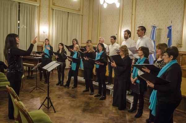 El Coro Municipal Aguaclara y un variado repertorio – Diario El Tiempo | 2017