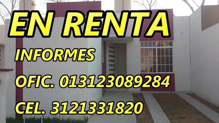 Casa en renta 2 recamaras en $2,500 fraccionamiento Patria en Villa de Á...