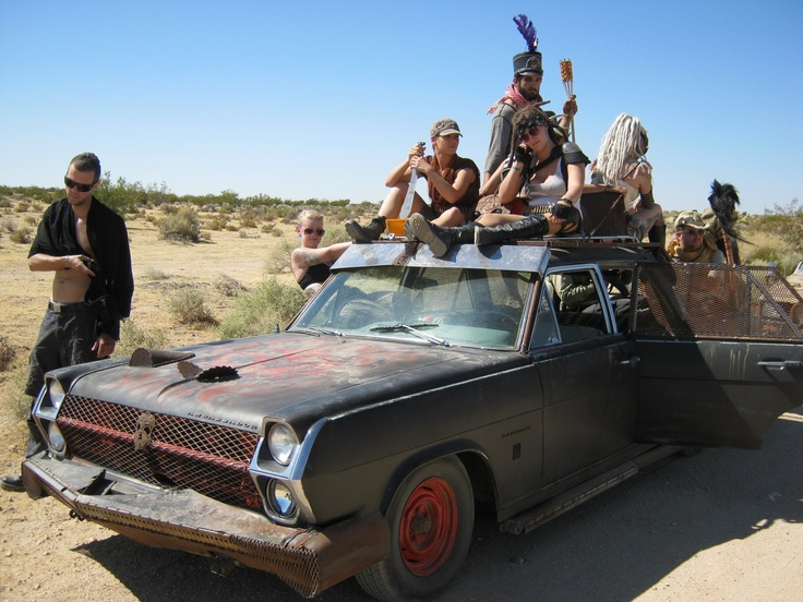 Road Warrior Car For Sale