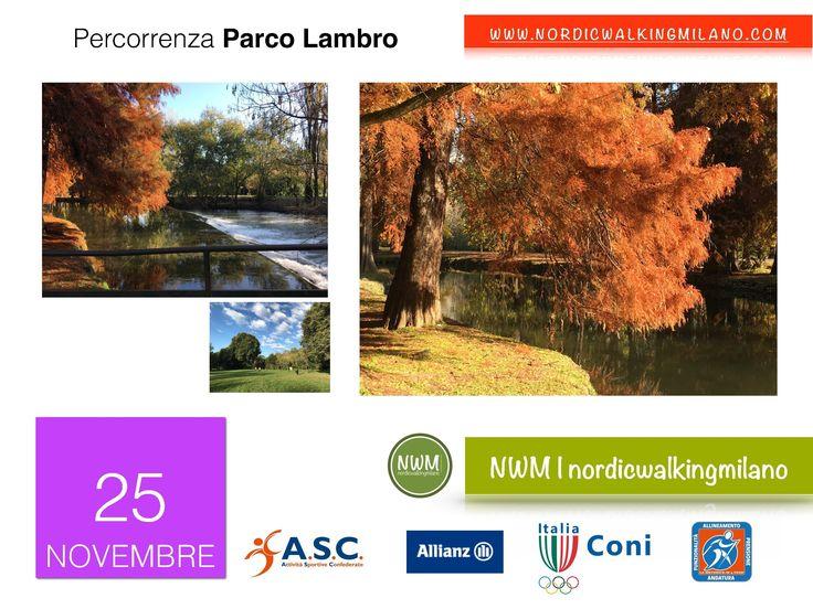 NWM Percorrenza Parco Lambro