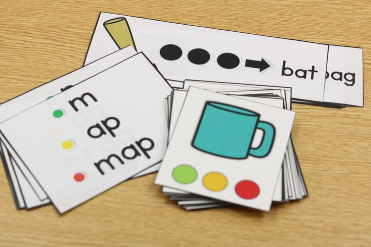 Guided Reading FREEBIES! Sound cards, PSF stretchers, and blending cards!
