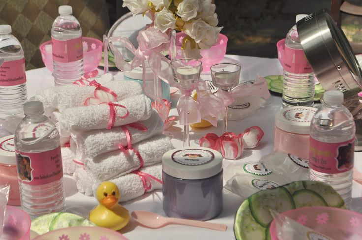 little girl spa party ideas | About – old | Moodylicious Childrens Spa