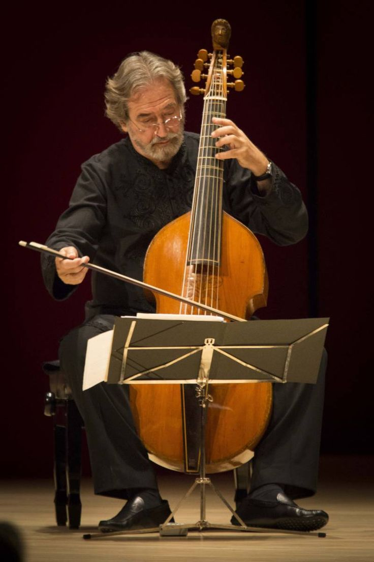 Jordi Savall i Bernadet (Catalan: [ˈʒɔrði səˈβaʎ i βərnəˈðɛt]; born August 1, 1941 in Igualada, Catalonia) is a Catalan conductor, viol player, and composer. He has been one of the major figures in the field of Western early music since the 1970s, largely responsible for reviving the use of viol family instruments (notably the viola da gamba) in contemporary performance and recording. His characteristic repertoire features medieval, Renaissance and Baroque music.