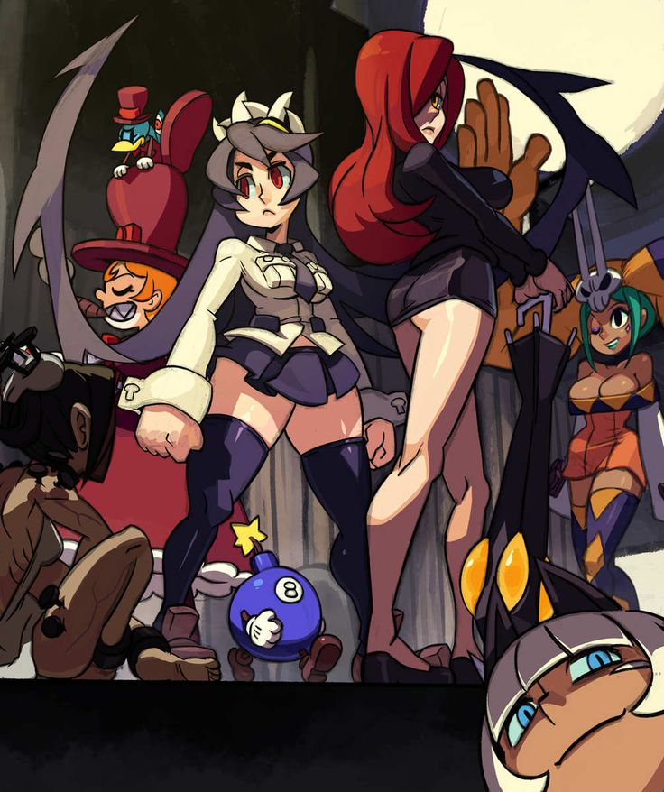skullgirls - Google Search