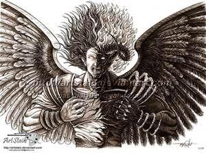 Good vs Evil Tattoo Drawings - Bing images