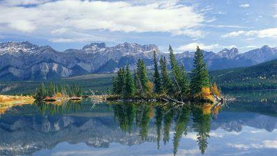 Jasper National Park   Natural Creations