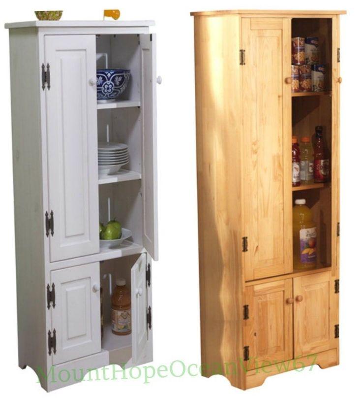 Pine Kitchen Cabinet Pantry Storage: 25+ Best Ideas About Cupboard Storage On Pinterest