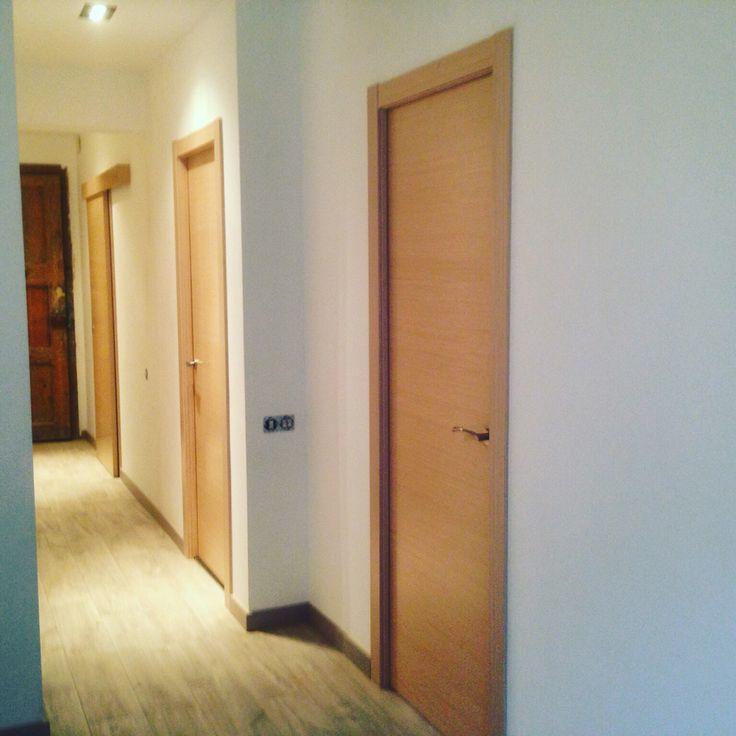 Las puertas y parquet del Pimo Arbert