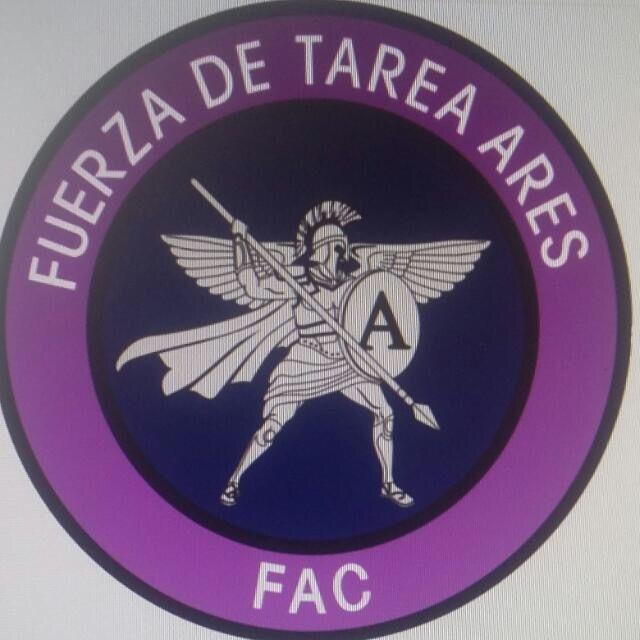 Escudo de la Fuerza de Tarea ARES