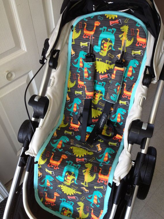 Baby jogger City Select stroller liners this is by bubbaandblue, $100.00