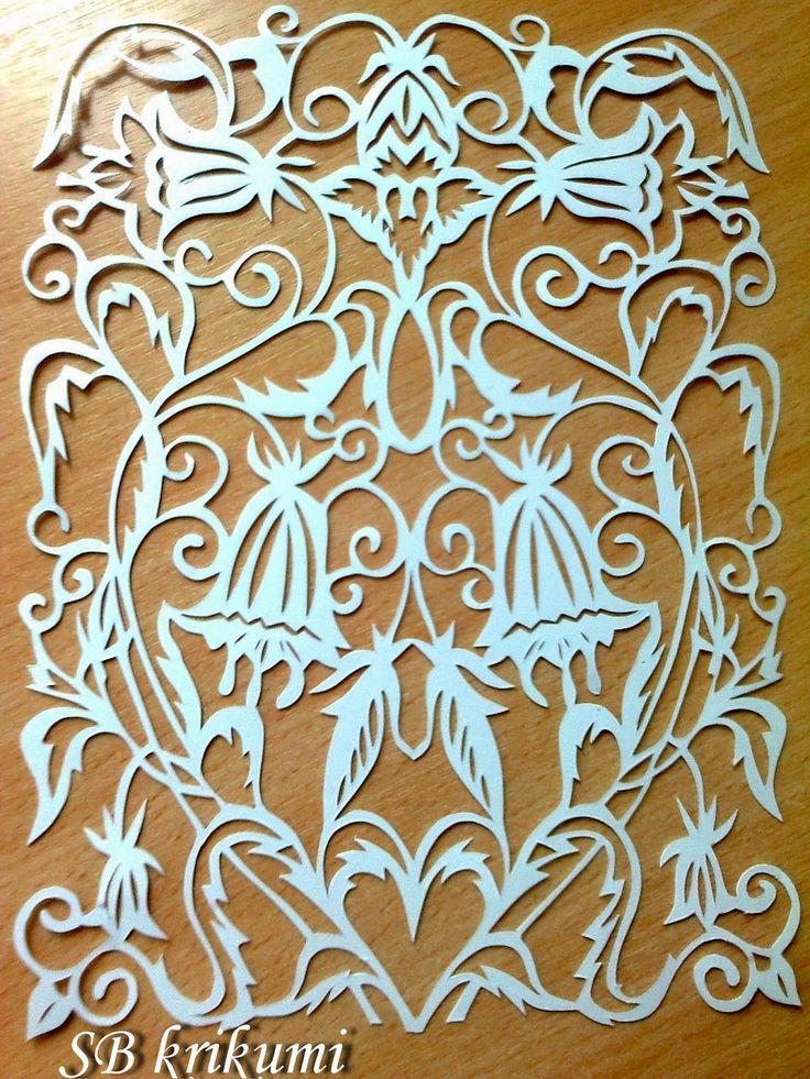 SB krikumi: Paper cut