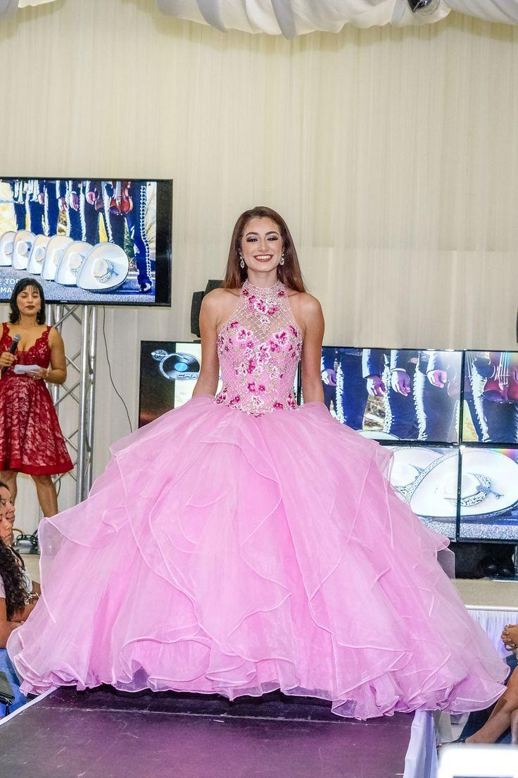 22 best Quinceañera Gown Colletion Fashion Show images on Pinterest ...