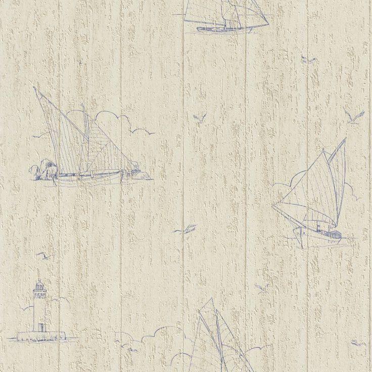 Tapety Rasch - Tapety Aqua Relief - Vinylové tapety na zeď Aqua Relief 826203, rozměry 0,53 x 10,05 m