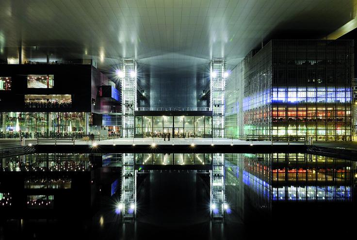Centro de Culturas y Congresos (KKL), Jean Nouvel