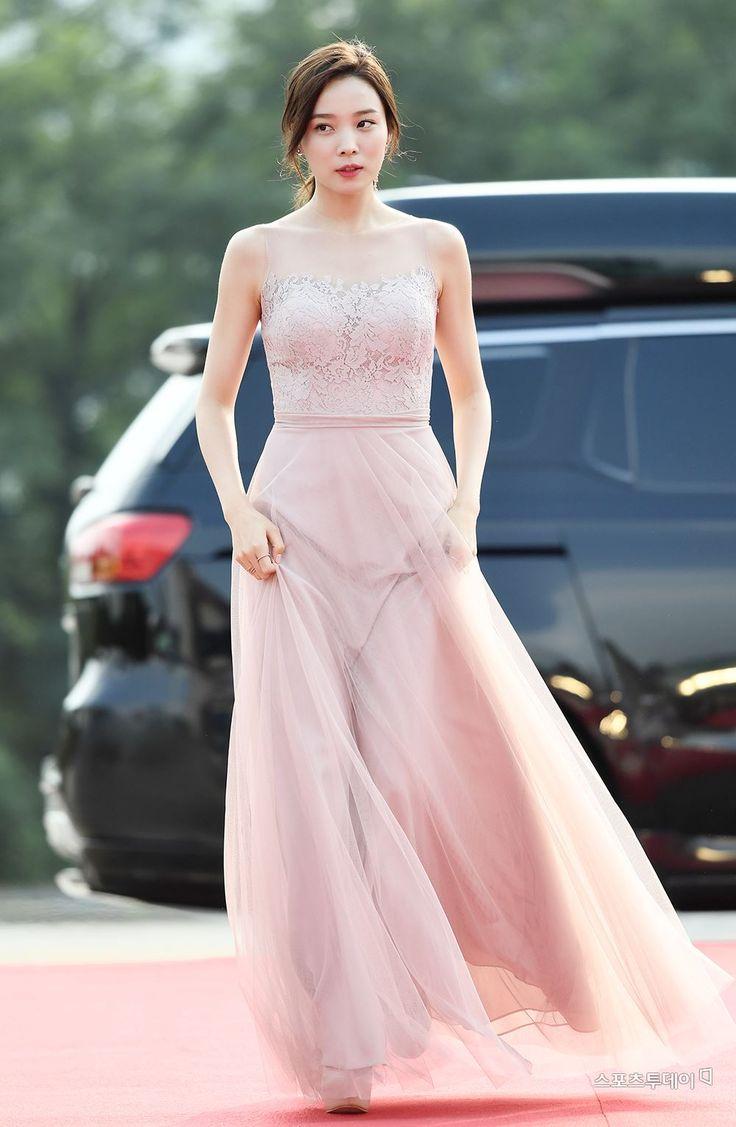 #YoonSohee @ Seoul International Drama Awards 2017