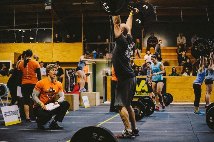 The Wellington Cup, New Zealand #crossfit