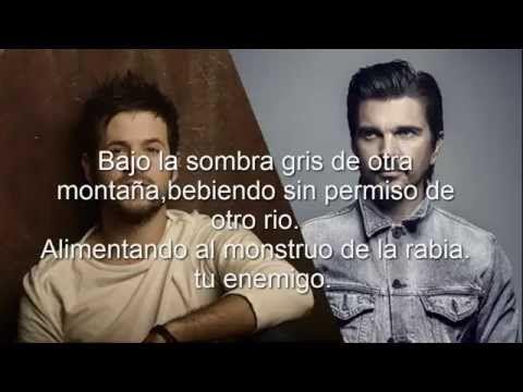 Tu enemigo-Pablo Lopez y Juanes-Letra - YouTube