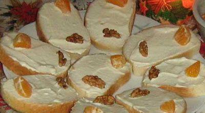 Česnekové pomazánky na chlebíčky